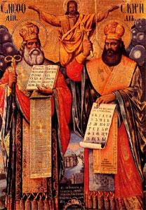 Cirilo - Criador do Alfabeto Cirílico
