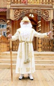Ziúzia, deus belarusso do inverno e do ano novo