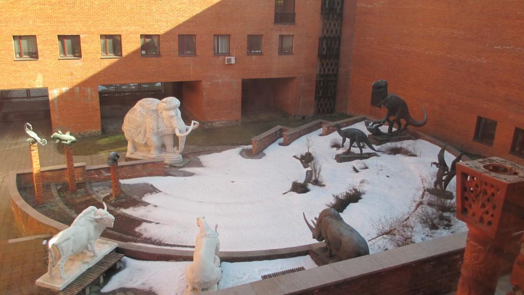 Museu de Paleontologia de Moscou