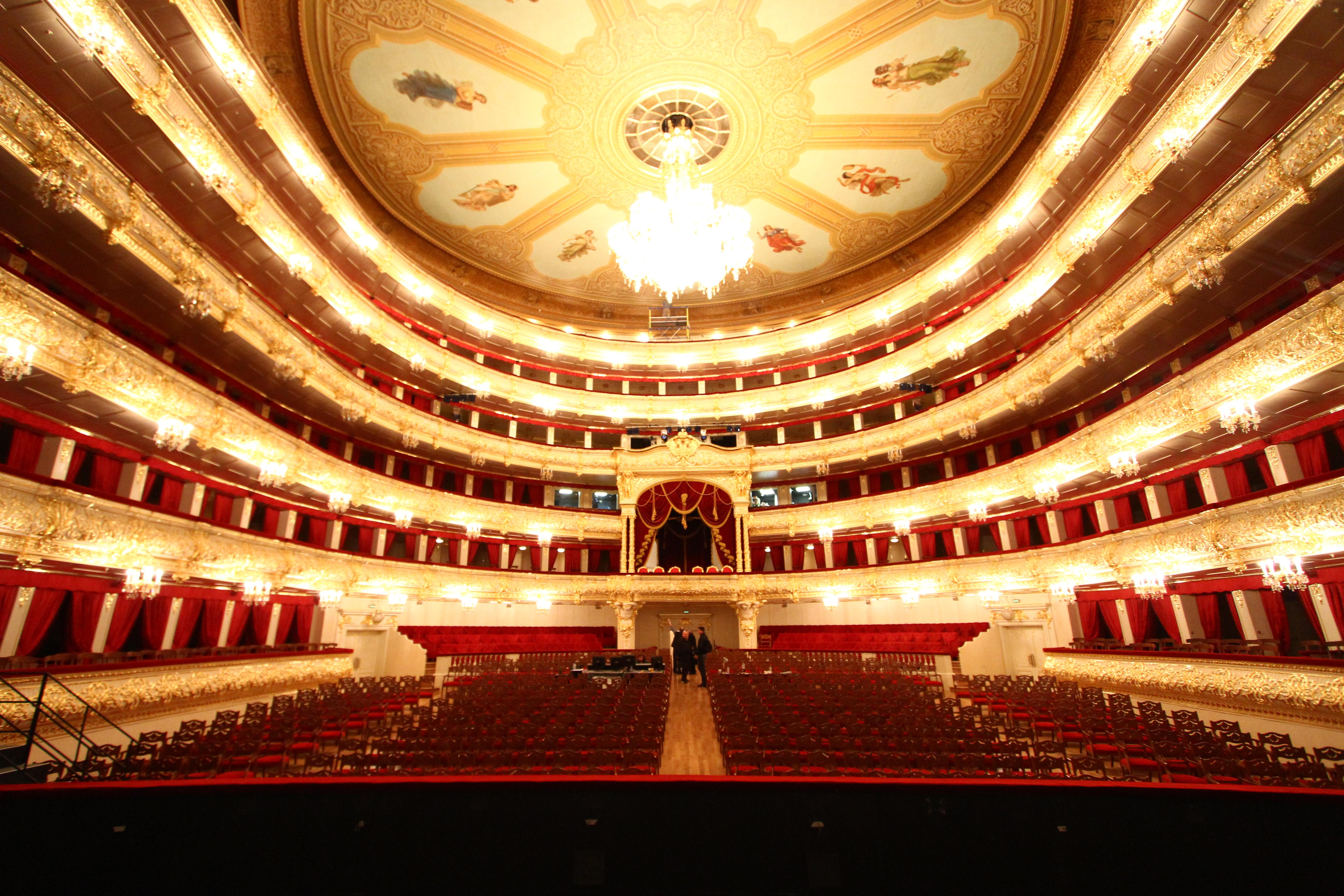 Bolshoi Tour