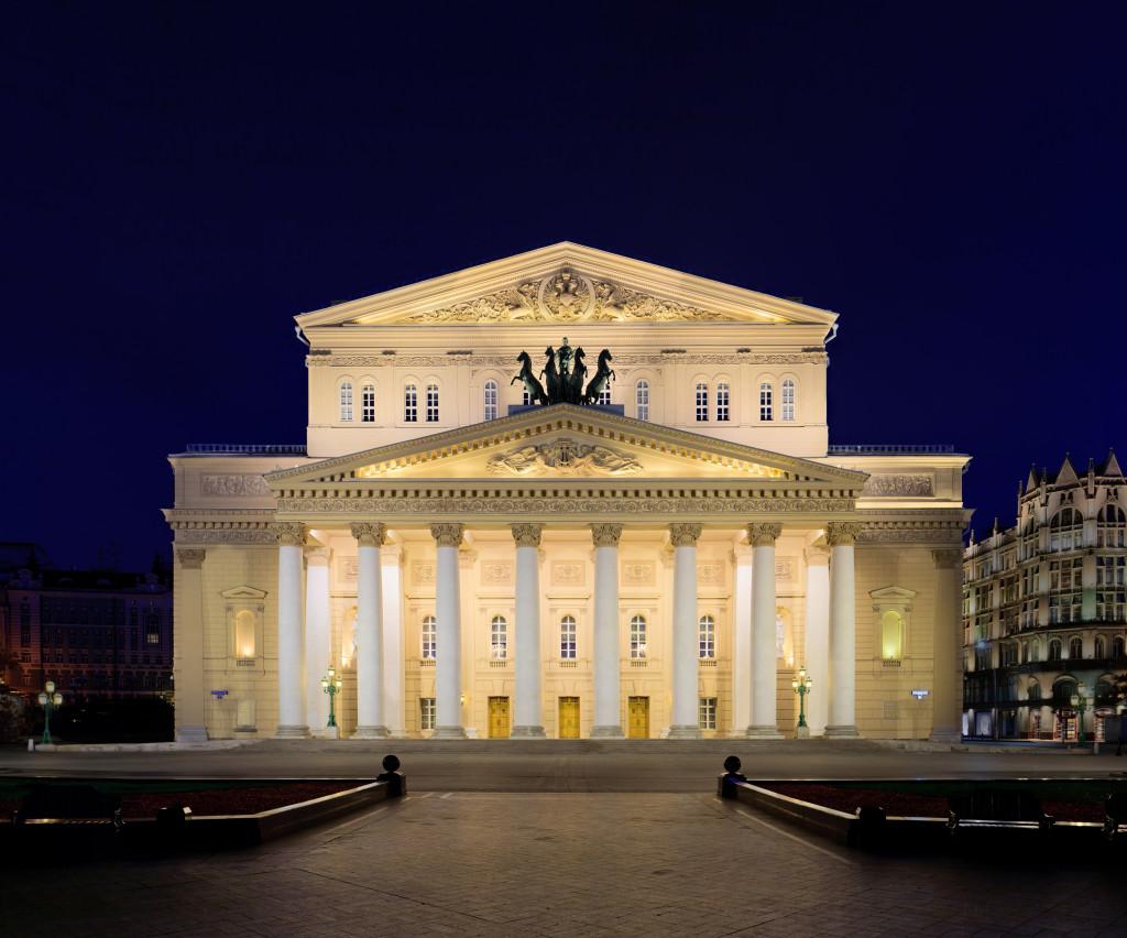 Moscou-Bolshoi-Theare