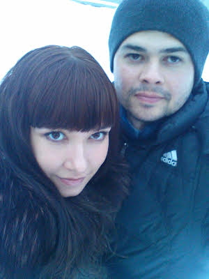 namorada russa