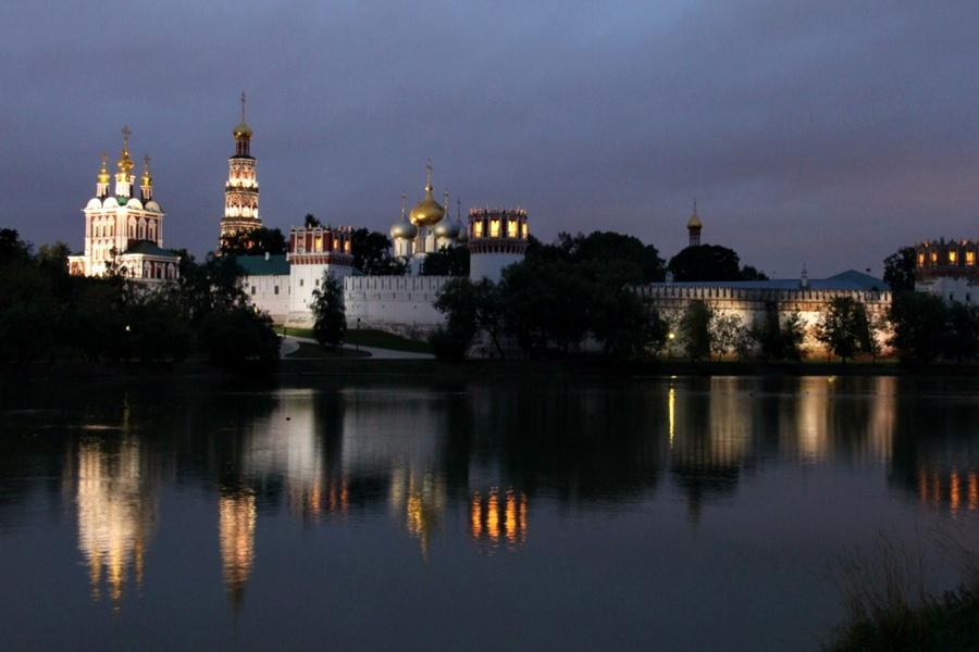 2012 - Convento Novodevichiy