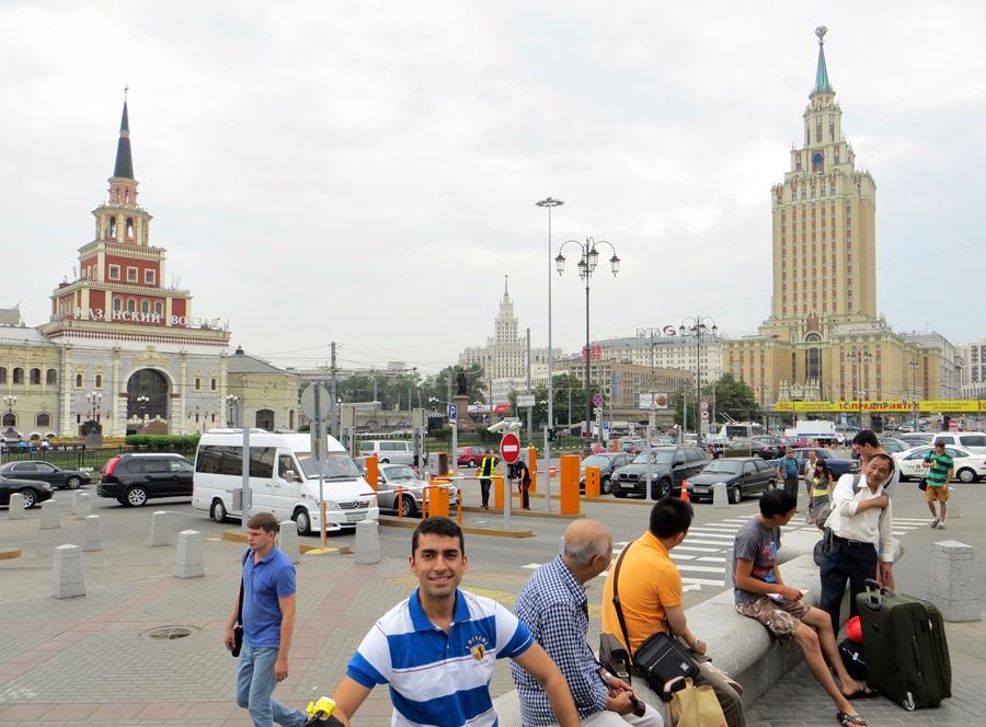 2012 Moscou