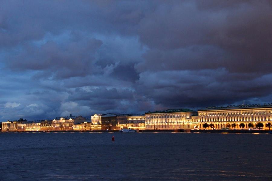 2012 St. Petersburgo